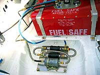 Fuel Pumps and Filter Assembly