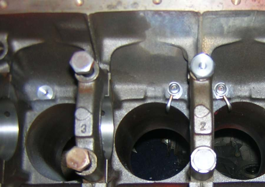 Con Rods In Charged Engines Page 1 Drag Racing